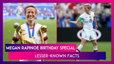 Happy Birthday Megan Rapinoe: Lesser-Known Facts About The Us Women's Soccer Player